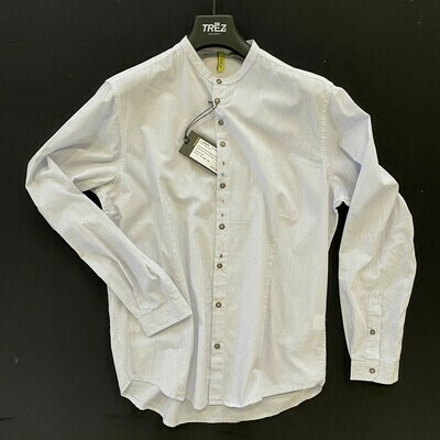 Trez - Camicia Uomo  CRACK-IMP 100% Cotone