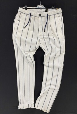 Trez Pantalone Uomo POLO Y-1010 100% Lino