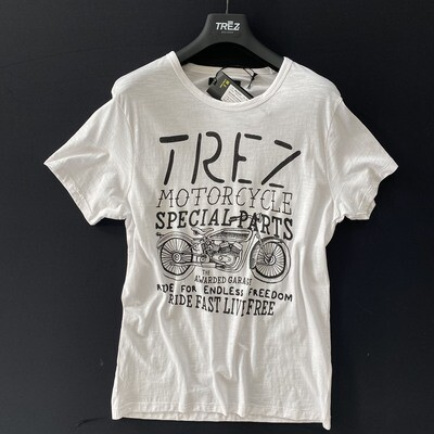 Trez T-Shirt TRAFFIC-JSB3 100% Cotone
