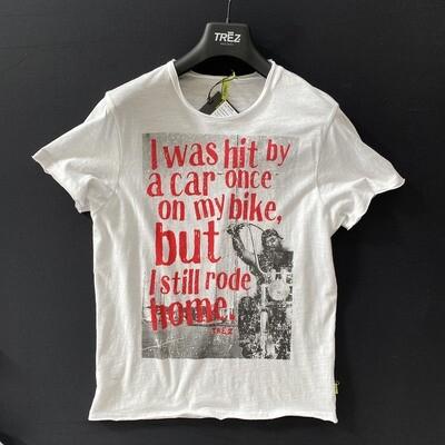 Trez T-Shirt ROAD-JSB3 100% Cotone