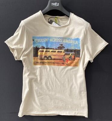 Trez T-Shirt ROSS-JSB3 100% Cotone