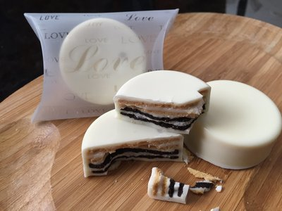 Chocolate Covered Oreo - White Chocolate Covered Oreos