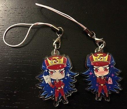 *LIMITED RUN* NANBAKA: Momoko - Phone Charm (Double-sided)