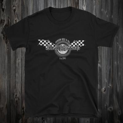 Hellenbacks Fitted T-Shirt Unisex