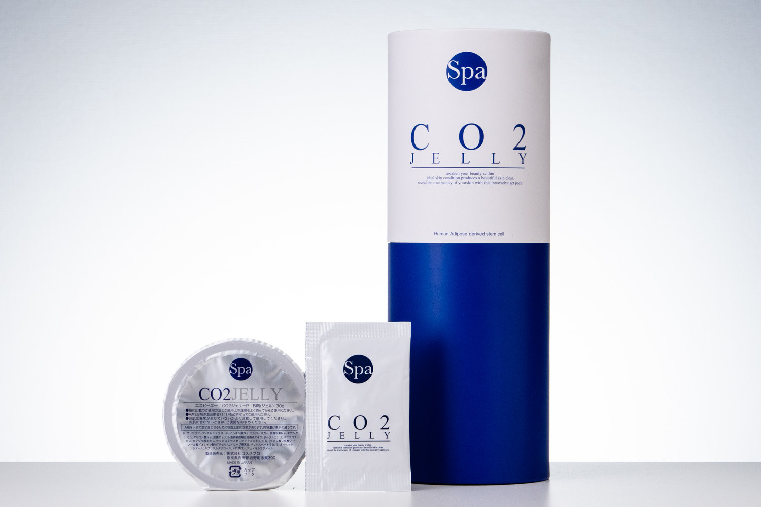 SPA CO2 Jelly Mask Pack