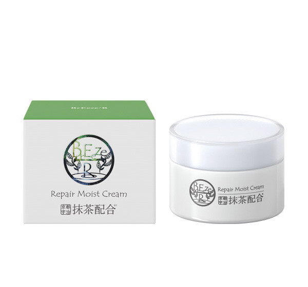 Organic matcha combined BrEeze R Repair Moist Cream 30g