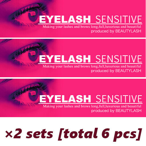 Eyelash serum for growing - Eyelash Sensitive 1ml * 6 pcs