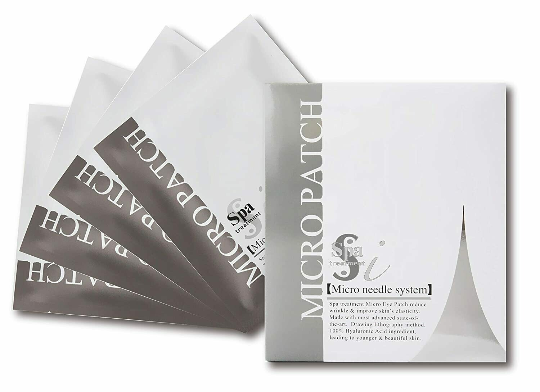 Spa treatment iMicro Patch 2 x 4 set (8 pieces)