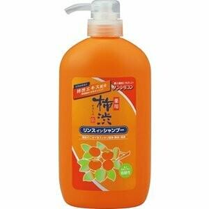 KAKISHIBU Rinse-conditioning-type Shampoo