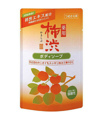 KAKISHIBU Body soap - Refill