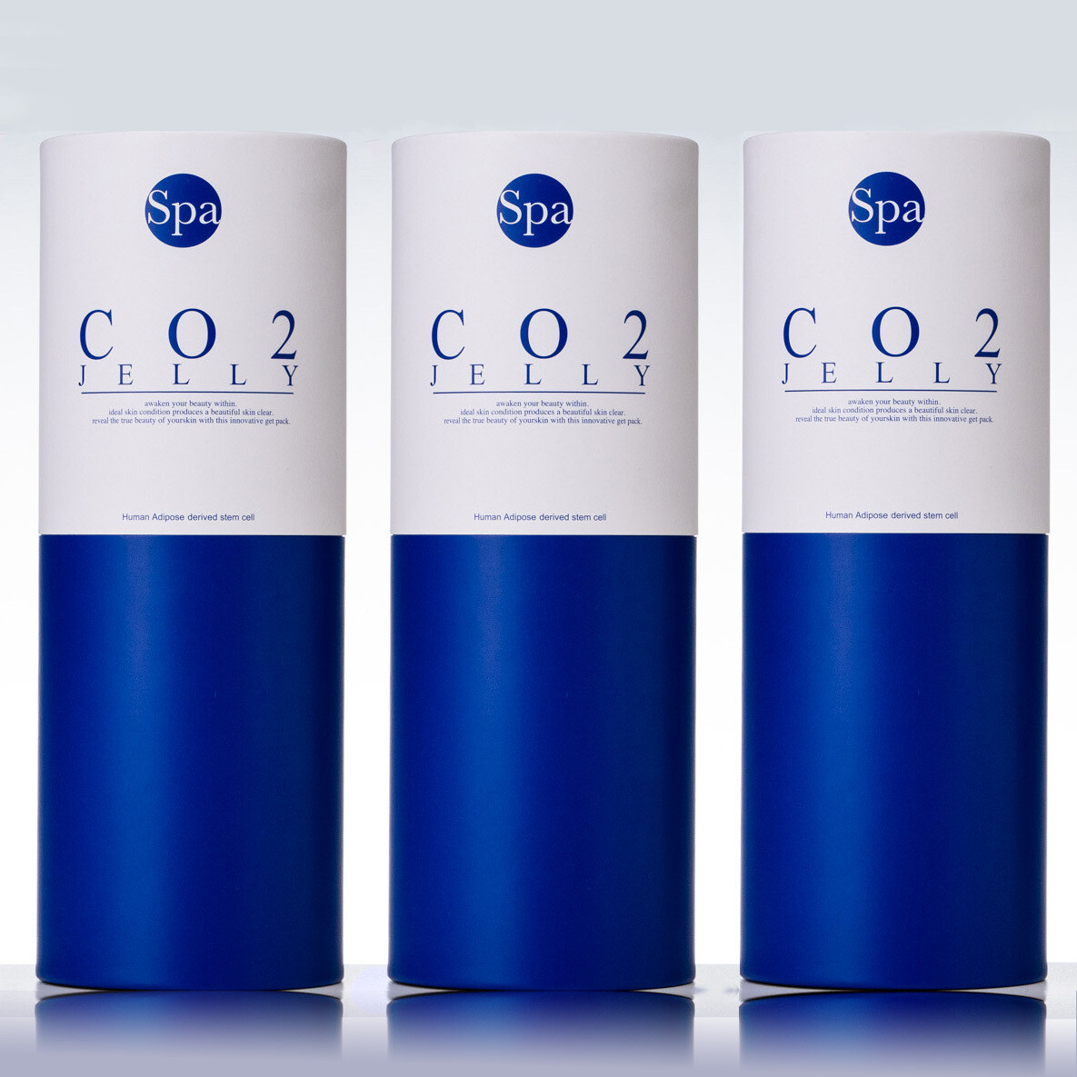 SPA CO2 Jelly Mask Pack * 3 boxes