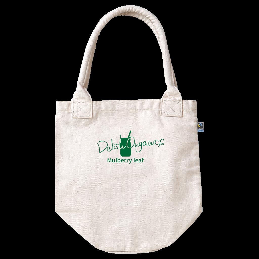 Delish Organics Fairtrade Organic Cotton Bakery Tote Bag