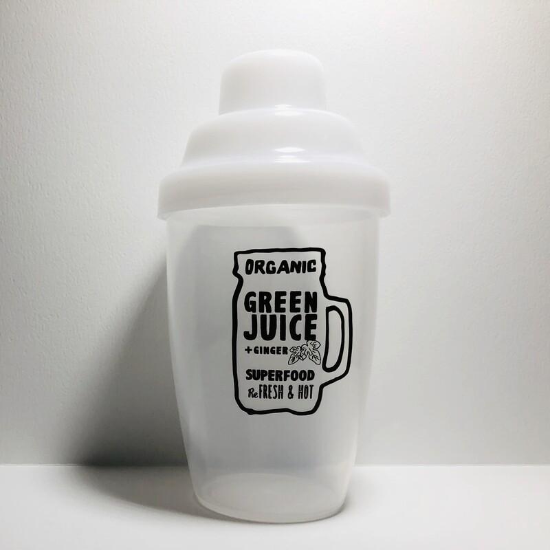 Delish Organics original shaker
