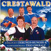 Crestawald Duo Derungs Hunger und Schwyzeröreli Trio Oberalp