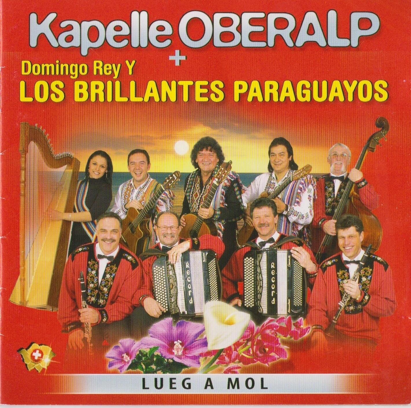 LUEG  A MOL  Domingo Rey Los Brillantes Paraguayos