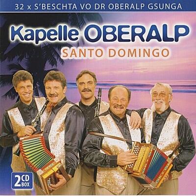 Santo Domingo Doppel  CD