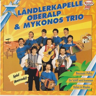 Oberalp und Mykonos-Trio