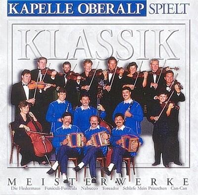 Clasic in Ländler Kapelle Oberalp spielt Klassik