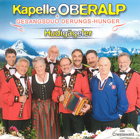 Kapelle Oberalp Hudigägeler