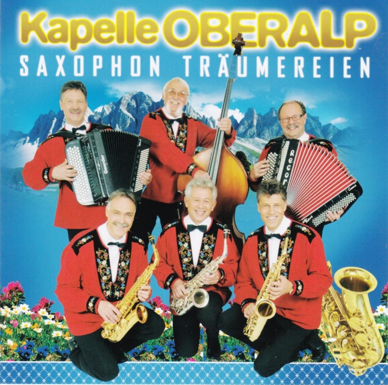 Saxophon Träumereien