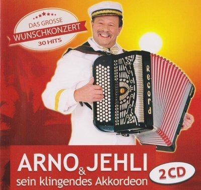 Arno & Jehli sein klingendes Akkordeon, 2 CD