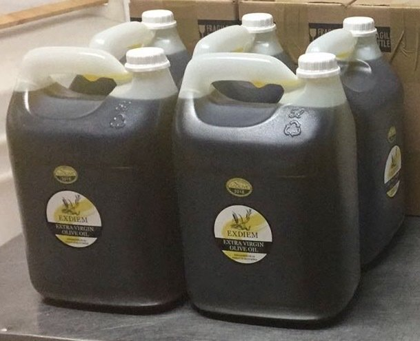5L Extra Virgin Olive Oil (plastic bottle)