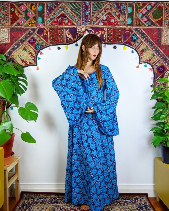 PSYCHEDELIC DAYDREAM MAXI DRESS