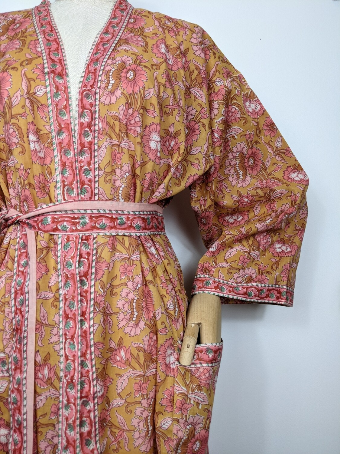 'DESERT SUNSET' LOUNGEWEAR ROBE