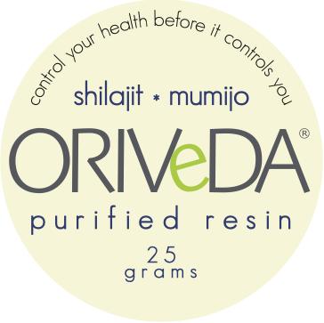 ORIVeDA Shilajit • Mumijo    •    25 grams