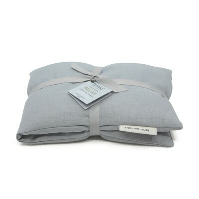 Linen Heat Pillow Dove
