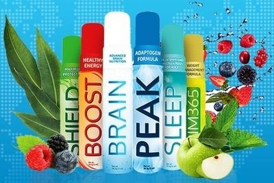 Nutritional Vitamin Sprays