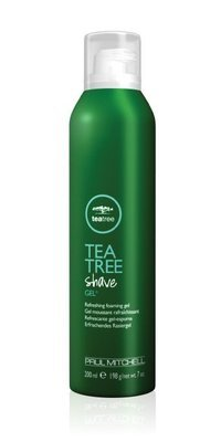TEA TREE SHAVE GEL® Refreshing Foaming Gel