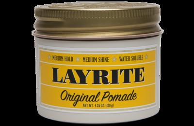 LAYRITE ORIGINAL POMADE - 4.25 OZ