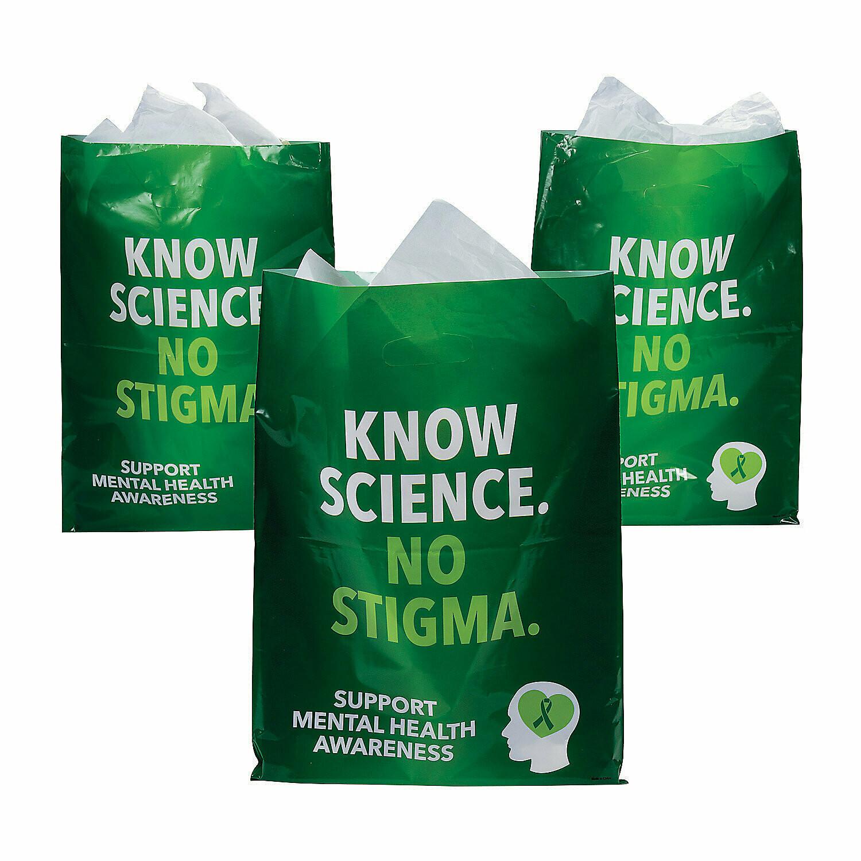 NEW ITEM: Mental Health Awareness Goodie Bags (Packs of 50)