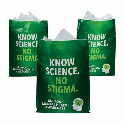 NEW ITEM: Mental Health Awareness Goodie Bags (Packs of 25)