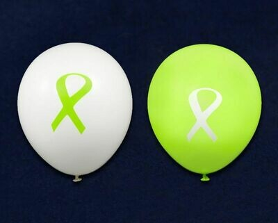 Limited Supply! Awareness Ribbon Balloons (Packs of 25)