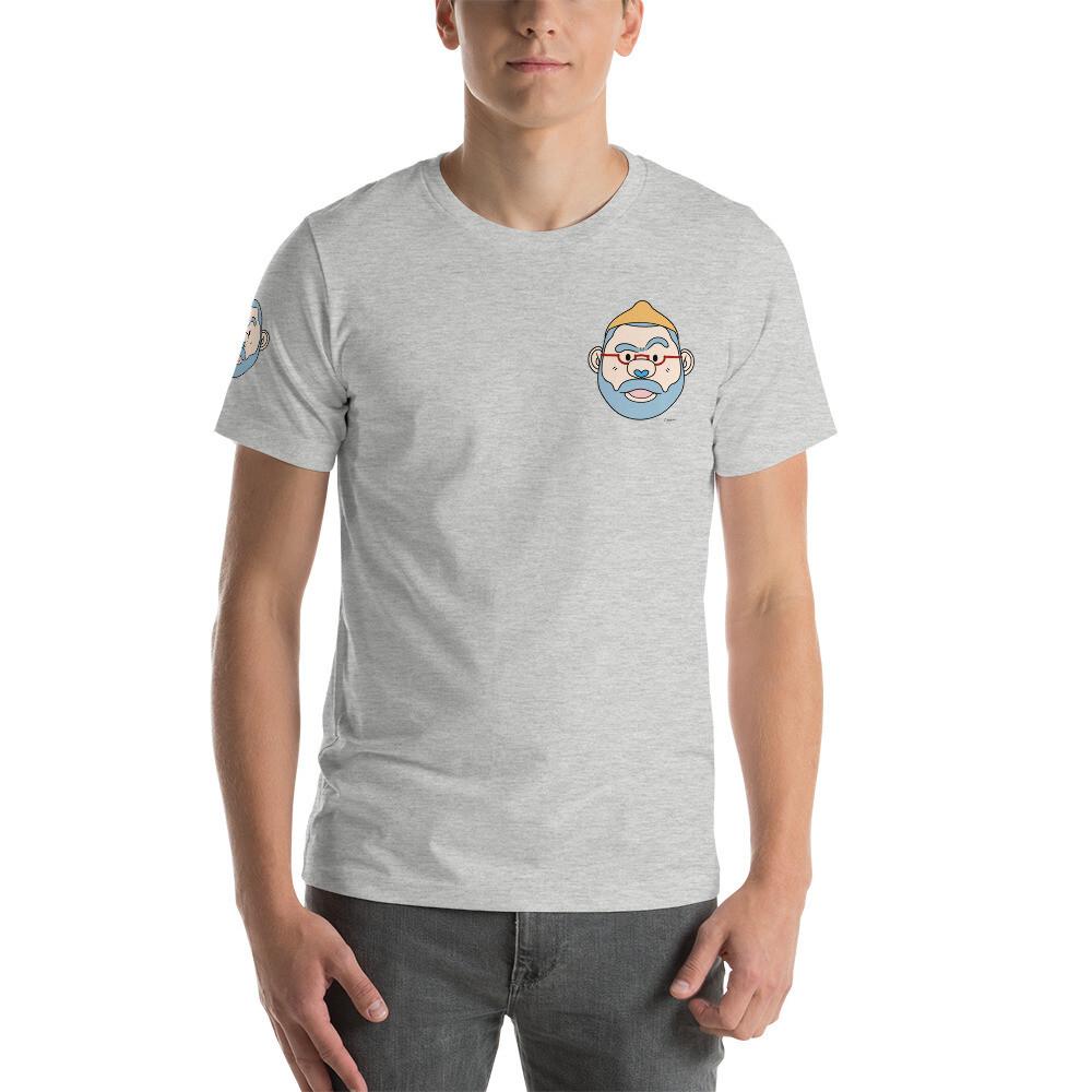T-Shirt (Blue Gorilla 02)