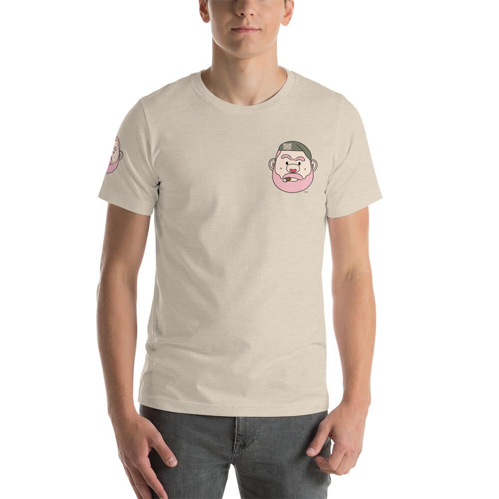 T-Shirt (Pink Bear 02)