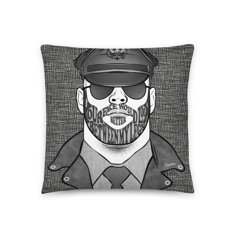 Square Pillow (Master)