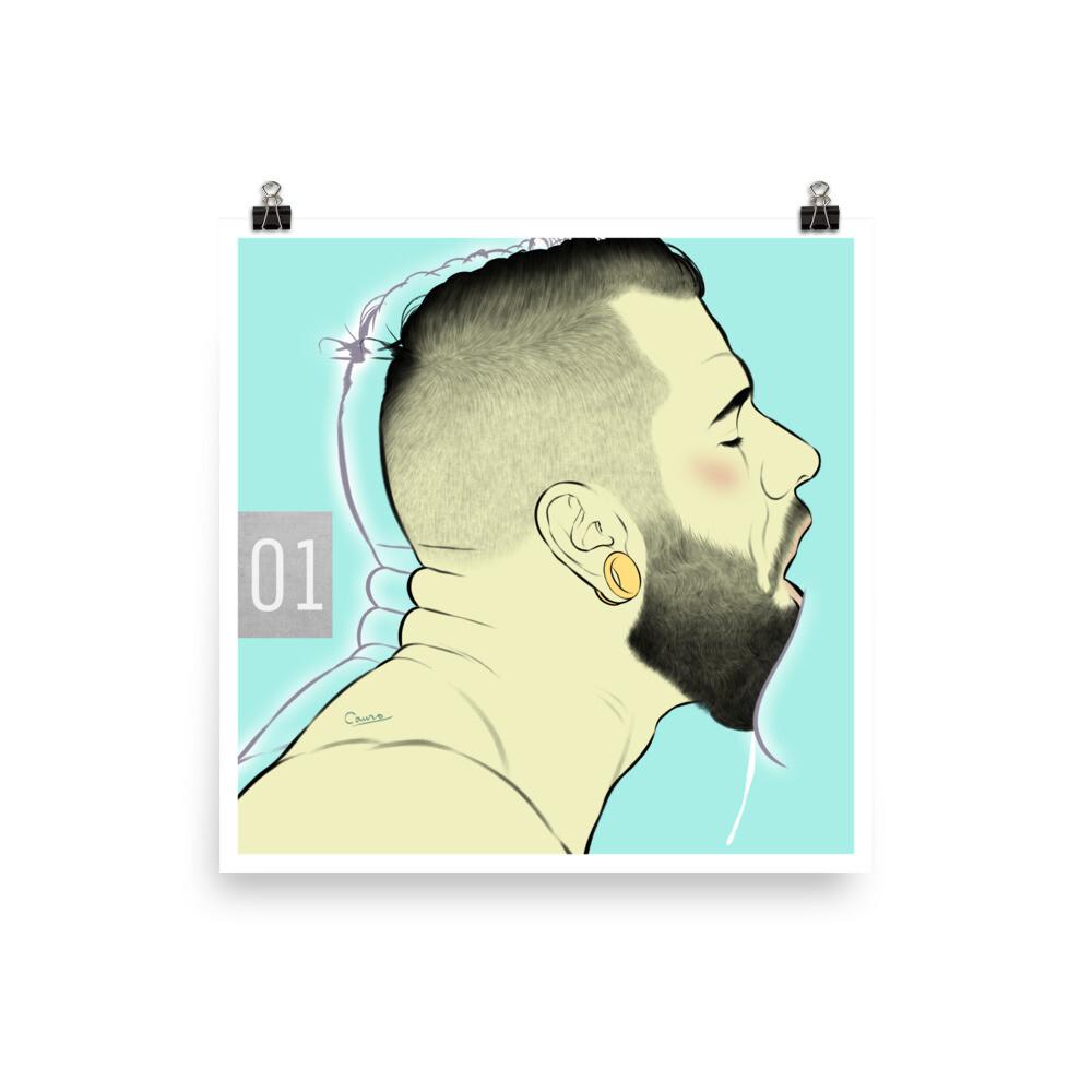 Art Poster (POP 01) M