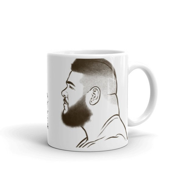 Mug 11oz (Bearcelona)