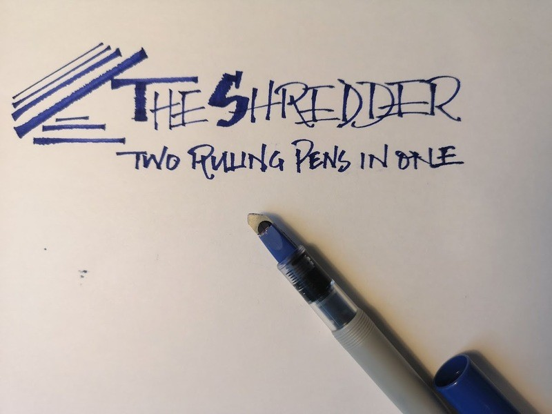 Pilot Parallel - Shredder