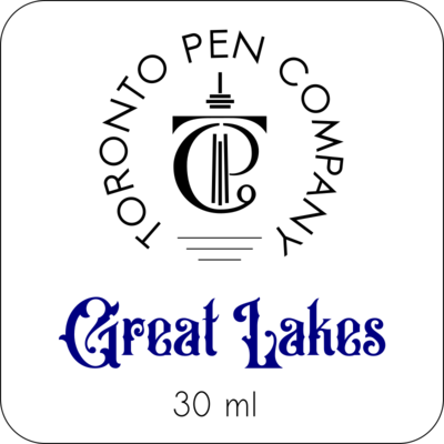 Great Lakes - Fountain Pen Ink (30 ml)