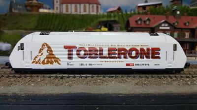 Roco H0 43753 SBB Re460 Toblerone