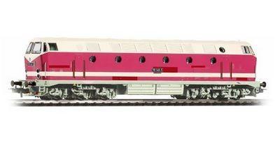 Piko 59941 H0 Locomotora diésel BR 119, luz superior debajo