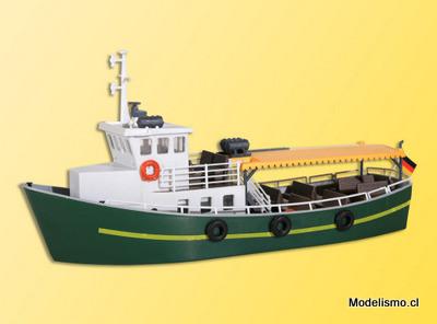 Kibri 39158 Barco de pasajeros H0