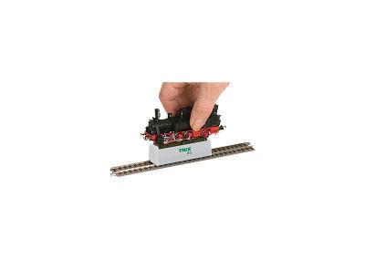 Trix H0 66602 Escobilla limpiadora para ruedas de locomotora H0 de Trix