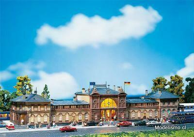Reserva anticipada Faller 110113 Estación de tren de Bonn