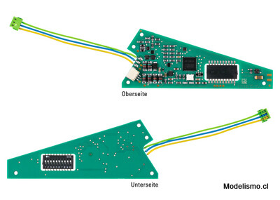 Märklin 74462 Decoder digital integrado (vía C)