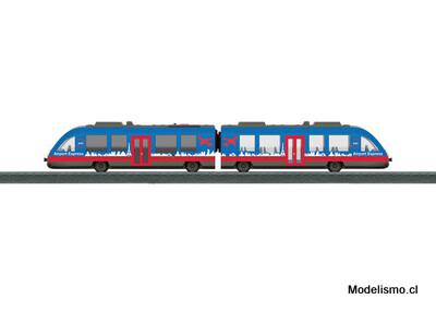 """Reserva anticipada Märklin 29307 Märklin my world - Caja de iniciación """"Ferrocarril elevado Airport Express"""""""